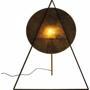 115 cm Spezial-Stehlampe Triangle Marble