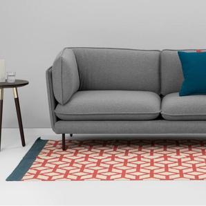 Eisa Teppich (160 x 230 cm), Rot