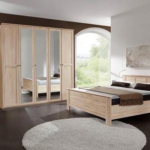 Wimex Schlafzimmer-Set »Chalet«, (Set, 4-tlg), beige
