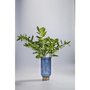 Vase Barfly Dark Blau 34cm