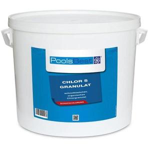 10 Kg - PoolsBest® Chlorgranulat S schnelllöslich 56% Aktivchlor 23887371