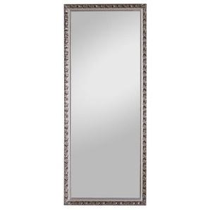 Spiegel mit Silberfarbenem Rahmen ca. 70 x 170 cm