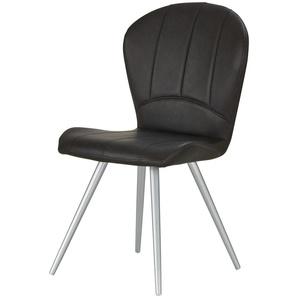 uno Stuhl  Dino ¦ Maße (cm): B: 51 H: 92,5 T: 58 Stühle  Esszimmerstühle  Esszimmerstühle ohne Armlehnen » Höffner