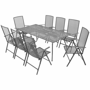 8-Sitzer Gartengarnitur Balaban