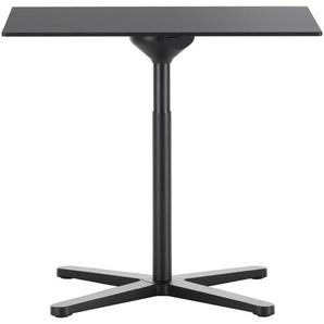 Vitra Super Fold Table Quadratischer Tisch Schwarz 80x64 (l) 80 X (b) 64 X (h) 74 Cm