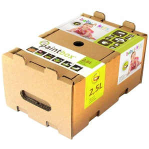 Paintbox Wand- und Deckenfarbe »Color Collection Baby & Kids, Sonnenfeegelb«, 2,5 l