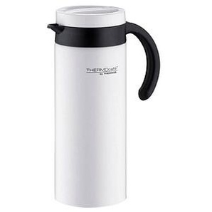 THERMOcafé by THERMOS Isolierkanne Lavender weiß