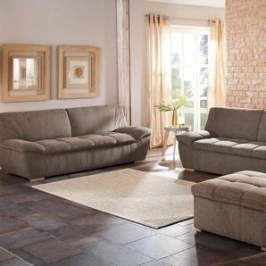 Home affaire 2-Sitzer »Vera«, mit Füßen aus Buche