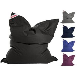 SITTING POINT Sitzsack »BigBag BRAVA«, mit robuster Polyester-Hülle