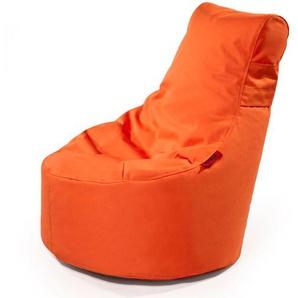 Sitzkissen, Slope XS Plus orange