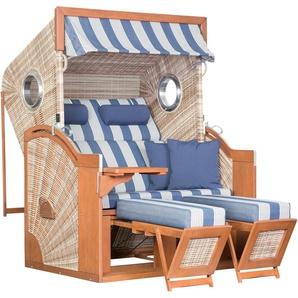 Strandkorb  Sierksdorf ¦ braun ¦ Maße (cm): B: 135 H: 165 T: 92 Garten  Garten Lounge-Möbel  Strandkörbe » Höffner