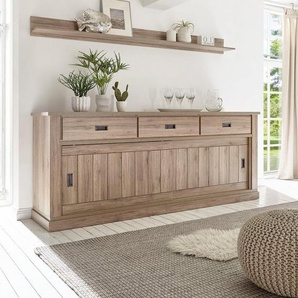 Home affaire Sideboard »Anthony«, Breite 220 cm