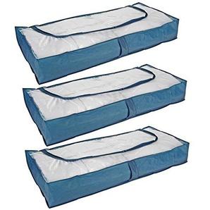 Unter Der Voraussetzung Unterbettkommode Aufbewahrungskisten Aufbewahrungsbeutel 2 Wege Reißverschluss Einfach Zu Verwenden Boxen