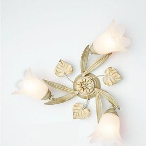 Deckenlampe»Florentiner-Serie«, goldfarben, Gr. onesize