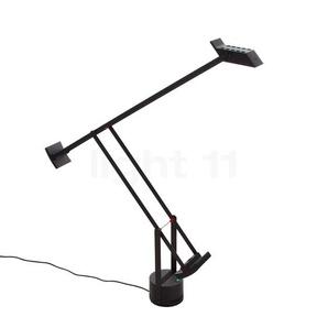 Artemide Tizio LED, schwarz, 3.000 K