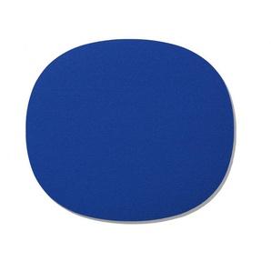 Hey-Sign Sitzauflage Eames Side Chair blau, Designer Bernadette Ehmanns, 0.5x35x31 cm