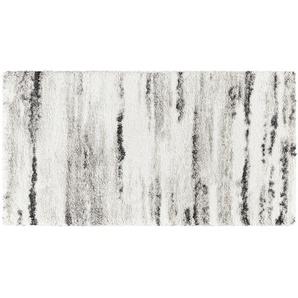 Hochflorteppich  Smooth Premium ¦ grau ¦ 100 % Polypropylen, Synthethische Fasern ¦ Maße (cm): B: 80 Teppiche  Wohnteppiche  Hochflorteppiche » Höffner