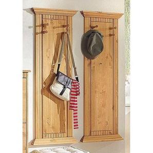 Home affaire, Garderobe »Rustic« (2 Stck.),, beige