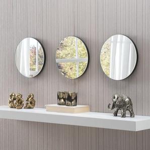 Wandspiegel-Set Circles