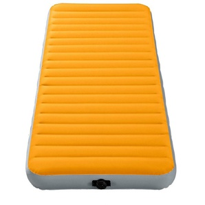 Luftbett, mit integr. Batterieluftpumpe, »Twin Super-Tough Airbed«, Intex