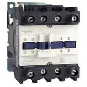 SCHNEIDER ELECTRIC Leistungsschütz, 4p (2S+2Ö), 40A/AC1, Spule 24V DC