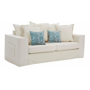 Guido Maria Kretschmer Home&living 3-Sitzer-Sofa »Maarja«, beige