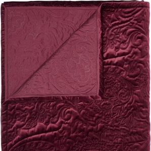 Essenza Tagesdecke »Roeby«, 150x200 cm, rot