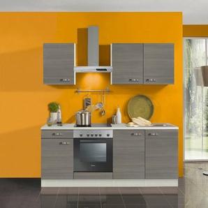 Optifit Küchenzeile mit E-Geräten »Vigo«, Breite 210 cm
