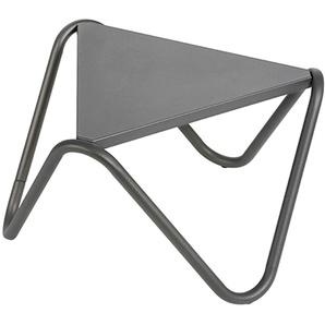 Lafuma Vogue Beistelltisch 57x33cm Stahl Basalte