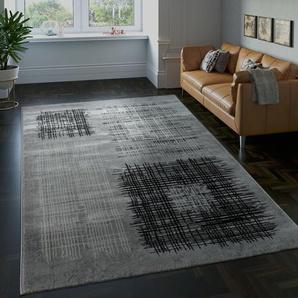 Teppich Schroeder in Grau
