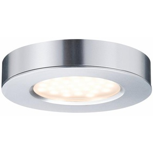 Paulmann LED-Möbelaufbauleuchten 3er-Set Micro Line Platy EEK: A