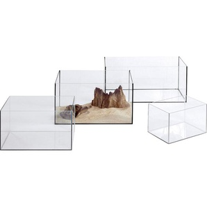 Marina Vollglasbecken 120 cm x 40 cm x 50 cm Transparent 240 l