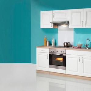 WIHO KÜCHEN Küchenzeile mit E-Geräten »Tilda«, Breite 210 cm