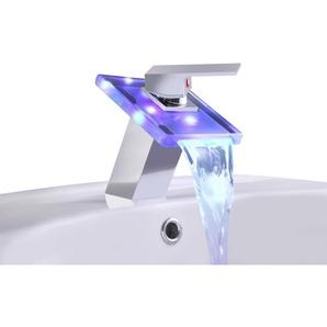 ADOB Waschtischarmatur »LED«, Wasserhahn
