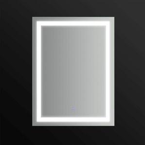 LED Spiegel BHP B991547 Touch Funktion Beleuchtung 80,00 cm x 120,00cm