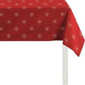 APELT Tischdecke »2607 Christmas Elegance, Jacquard« (1-tlg)