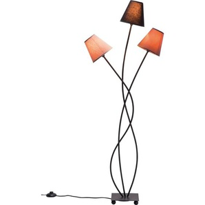 Stehlampe Flexible Mocca Tre