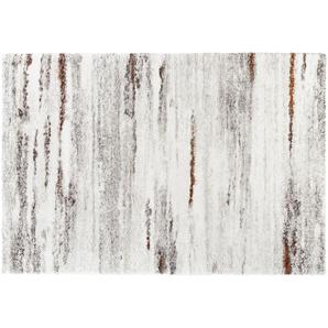 Hochflorteppich  Smooth Premium ¦ grau ¦ 100 % Polypropylen, Synthethische Fasern ¦ Maße (cm): B: 120 Teppiche  Wohnteppiche  Hochflorteppiche » Höffner