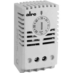 ALRE Schaltschrankthermostat, mechanisch, DIN-Schiene, 0-60°C, Wechsler
