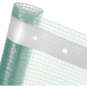 HaGa® Gitterfolie Folie für Gewächshausbau Folientunnel in 3m Breite (Meterware)