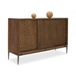 Sideboard Mesh Brass KARE Design
