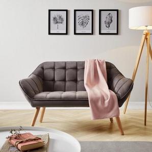 Sofa in Grau Monique