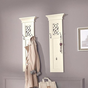 Premium collection by Home affaire, Garderobe »Arabeske«, im 2er Set, beige