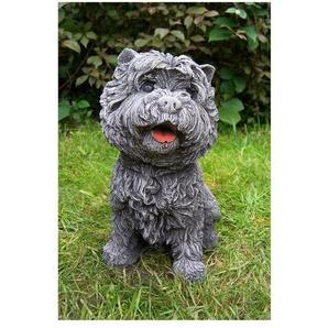 Statue Terrier Abbeyville