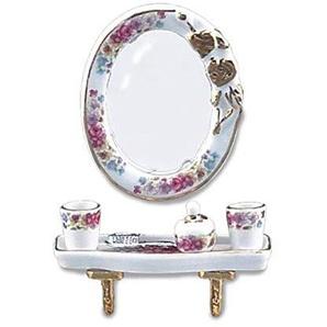 M.W. Reutter - Ovales Spiegelset
