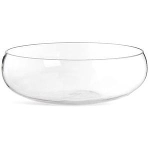 Schwimmschale, Glas, D:30cm x H:10,5cm, klar