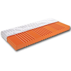 DREAMZONE™ Aloe Vera 7-Zonen-Komfortschaummatratze (90x190, mittelfest)