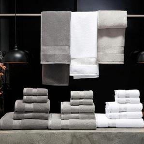 Guido Maria Kretschmer Home&Living Handtuch Set »Finley« (Set, 5-tlg), mit edler Glanz-Bordüre