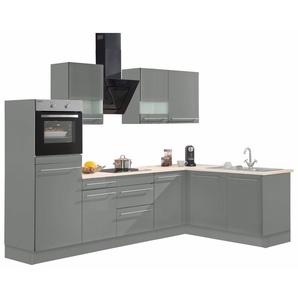 OPTIFIT Winkelküche ohne E-Geräte »Bern«, Stellbreite 285 x 175 cm