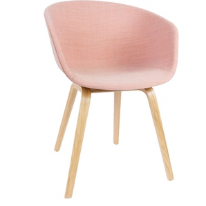 Hay About A Chair AAC23 Remix 612 Untergestell Eiche Gelackt Stuhl (b) 59.00 X (t) 52.00 X (h) 79.00 Cm